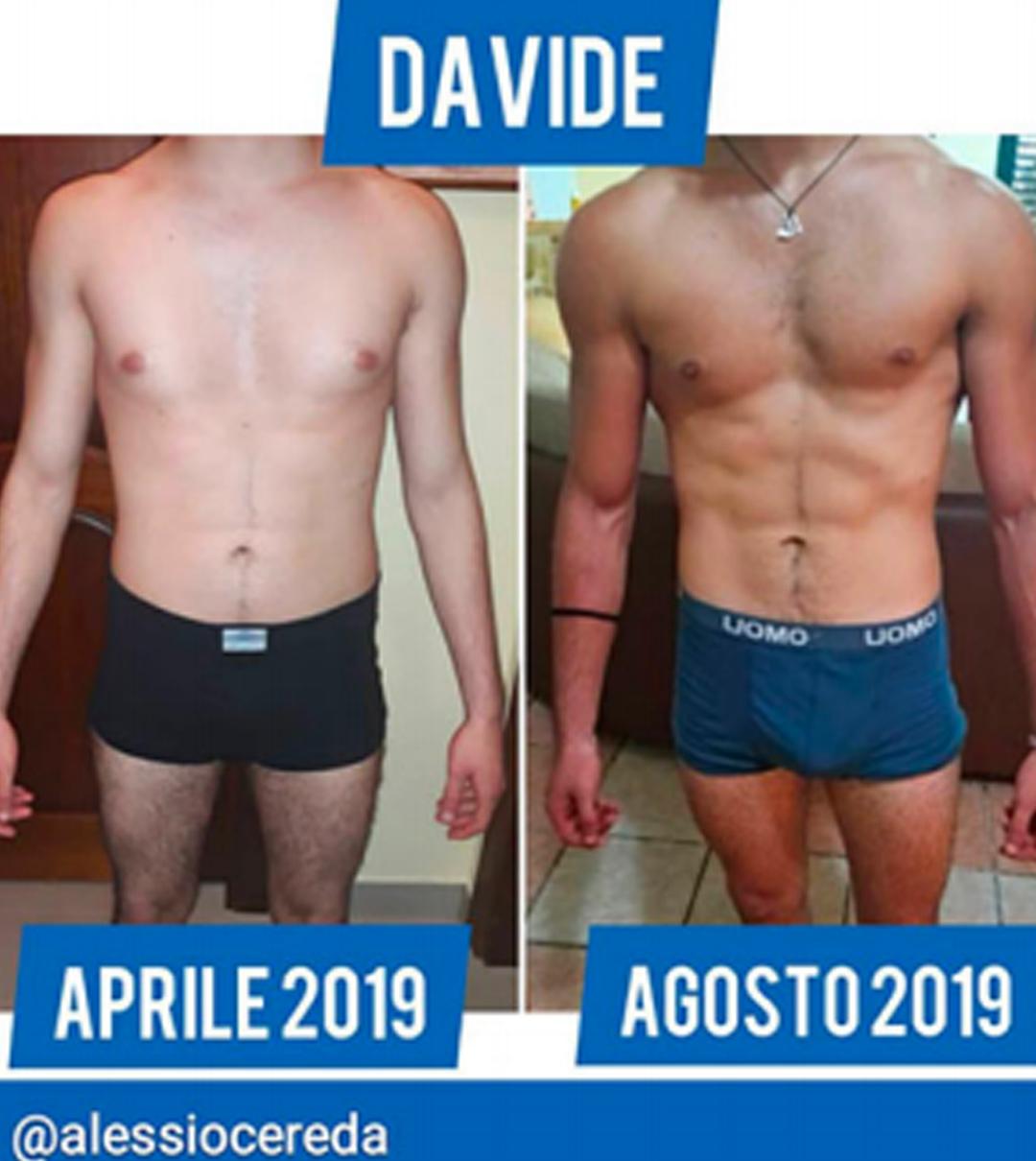 DAVIDE CROTONE
